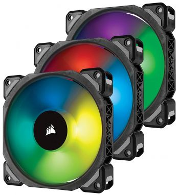 FAN CORSAIR ML120 PRO 120MM RGB 3 FAN PACK 120MM CO-9050076-WW