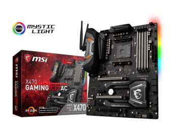 PLACA MAE MSI X470 GAMING M7 AC DDR4 M.2 USB3.1 AM4