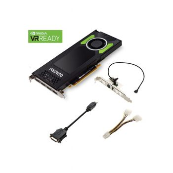PLACA DE VIDEO PNY QUADRO P4000 8GB GDDR5 256BITS VCQP4000-PORPB