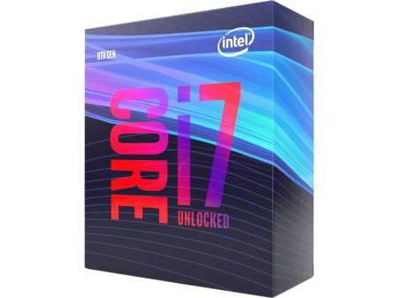PROCESSADOR INTEL COFFEE LAKE I7-9700K 8CORE 4.9GHZ 95W LGA 1151  - foto principal 1