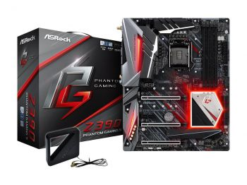 PLACA MAE ASROCK Z390 PHANTOM GAMING 9 DDR4 M.2 USB3.1 ATX LGA 1151