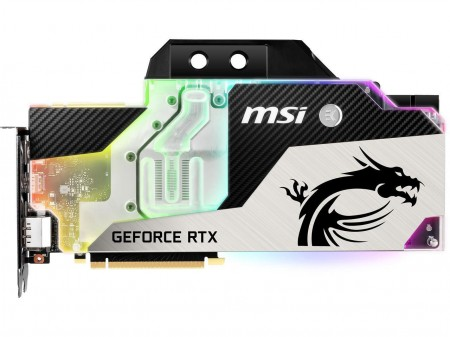 PLACA DE VIDEO MSI RTX 2080 SEA HAWK EK X 8GB GDDR6 256BIT  - foto principal 1