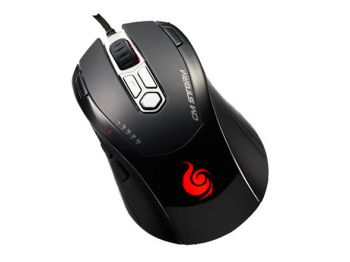 MOUSE GAMER INFERNO SGM-4000-KLLN1-GP USB LASER 4000DPI COOLER MASTER