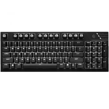 TECLADO COOLER MASTER QUICKFIRE TK BROWN SWITCH SGK-4020-GKCM1-BR