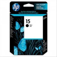 Cartucho HP 15 - C6615DL Black 25ml