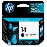 Cartucho HP 14 - C5011DL Black 26ml
