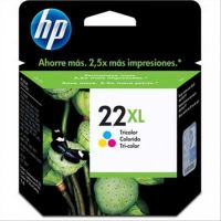 Cartucho HP 22XL - C9352CB HP 22 XL TRICOLOR 17ML
