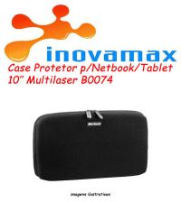 Case Protetor netbook/tablet 10'' Multilaser B0074