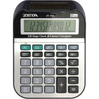 CALCULADORA MESA 12 DIGITOS ZT 702 ZETA