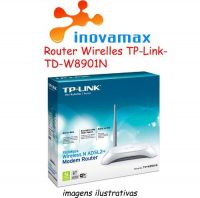 Roteador Wireless TP-Link TD-W8901N