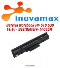 Bateria Notebook Hp 510 530 14,4v - Bestbattery- Hp033a