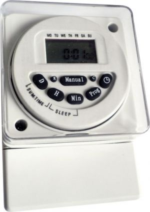 TIMER DIGITAL 220V 16A TH190