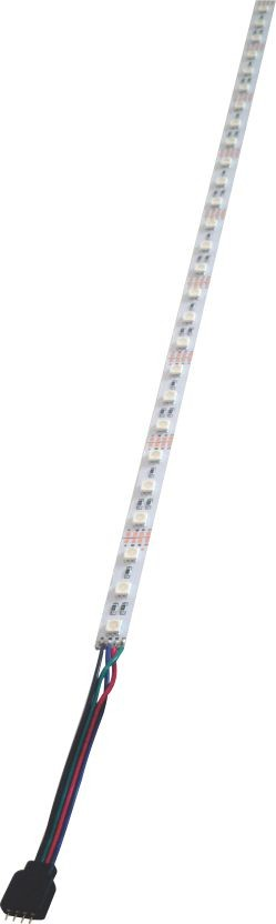 BARRA RIGIDA DE LED RGB 1 METRO 60 LEDS 5050