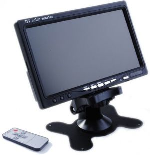 MONITOR TFT LCD 7'' COLOR