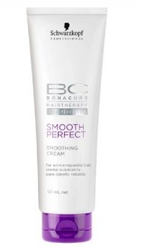 Schwarzkopf Professional BC Bonacure Smooth Perfect Smoothing Cream - Leave-In 125ml
