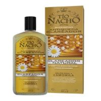 SHAMPOO TIO NACHO ANTIQUEDA CLAREADOR 415ML