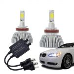 Kit Lâmpada Super LED Automotiva  H7 - 12V - 6000K - 30 Watts  - foto 1