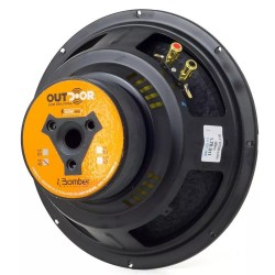 Subwoofer Bomber Outdoor 12 Pol 500w Rms 4 Ohms  - foto principal 3