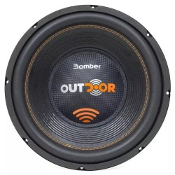 Subwoofer Bomber Outdoor 12 Pol 500w Rms 4 Ohms  - foto principal 1