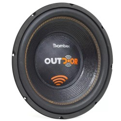 Subwoofer Bomber Outdoor 12 Pol 500w Rms 4 Ohms  - foto principal 2
