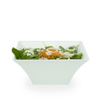 Bowl Quadrado 25cm | Marca Gourmet Mix