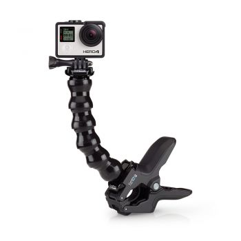 Haste e Garra Flexível Gopro Jaws (Jaws Flex Clamp) - ACMPM-001