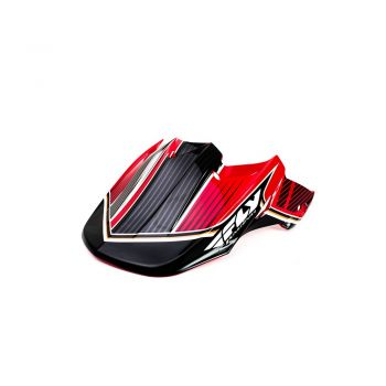Pala Fly Racing para Capacete Fly F2 Trey Canard