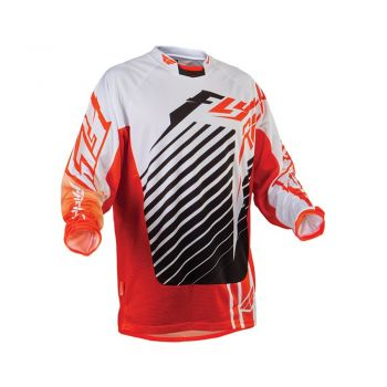 Camisa Fly Racing Kinetic RS Infantil