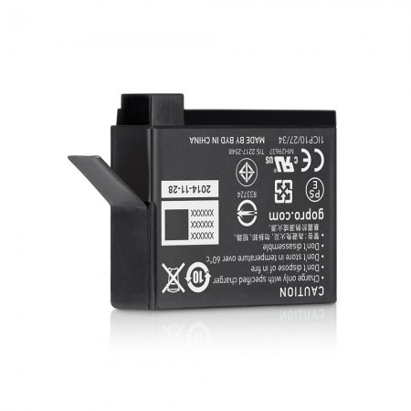 Bateria Recarregável Lithium-Ion GoPro Hero4 (Rechargeable Battery) - AHDBT-401  - foto principal 3