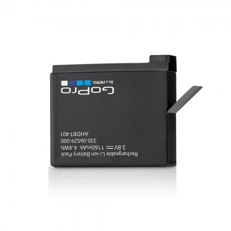 Bateria Recarregável Lithium-Ion GoPro Hero4 (Rechargeable Battery) - AHDBT-401  - foto principal 2