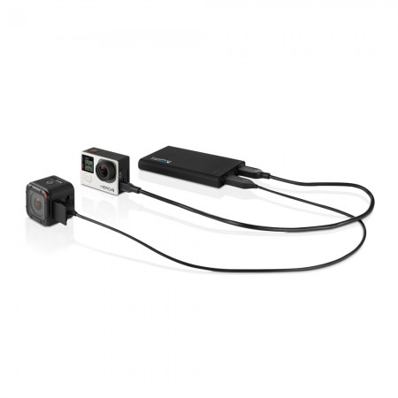 Carregador Portátil Power Bank para GoPro (Portable Power Pack) - AZPBC-001  - foto principal 4