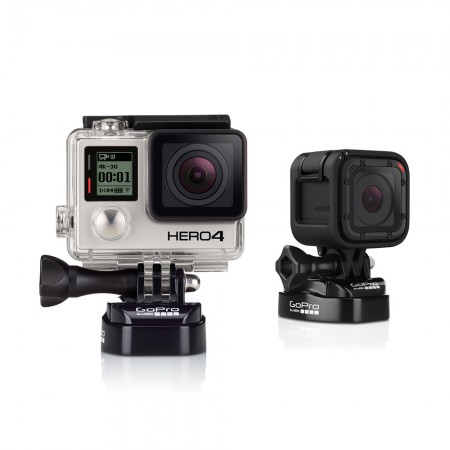Suporte para Tripé 3-Way GoPro (Tripod Mounts Including 3-Way Tripod)  - foto principal 2