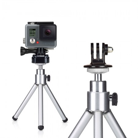 Suporte para Tripé 3-Way GoPro (Tripod Mounts Including 3-Way Tripod)  - foto principal 3