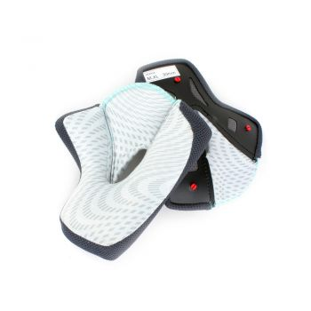 Bochecheira Para Capacete Thor Verge Solid