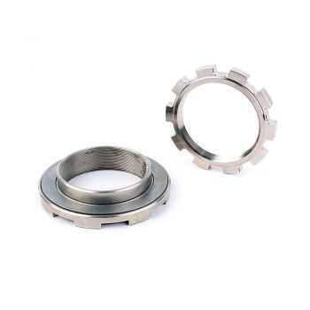 Shock Pre-Load Ring Assy With Bearing - WP – KTM´S 07/10