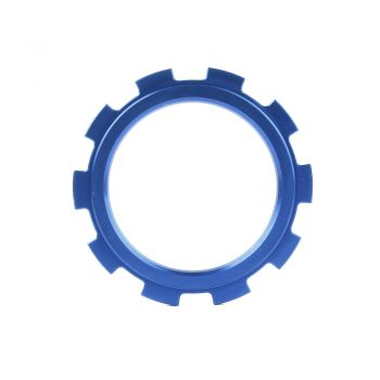 Shock Preload Ring Top Only 46mm - YZF 250 01/09 + WRF 250 94/97 + YZF 450 03/11 + WRF 450 03/11 + YZF/WRF 400/426 98/02 + YZ 125/250 93/11 + KZF 250 04/05 + KXF 450 06/08 + KX 125/250 93/07 + CR 125 93/07 + CR 250 93/99 + RMZ 250 04/06 + RM 125 91/9