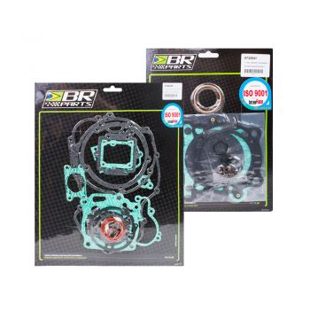 Kit de Juntas Completo BR Parts KTM 350 EXC-F SIX DAYS 14 + 350 EXC-F 14/15 + 350 SXF 13/15 + 350 XC-F 13/14 + 350 XCF-W 14/15 (C/ GUARNIÇAO)