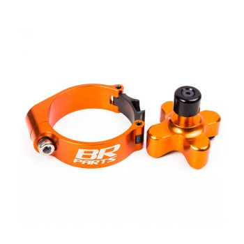 Dispositivo De Largada BR Parts Ktm 65 Sx 02/14 - 45.4mm - Laranja