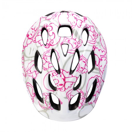 Capacete Bike Infantil Kali Fairies