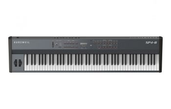 Piano Digital Kurzweil SP4-8 88 Teclas