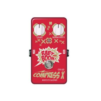 Pedal Biyang Co-10 Compress X