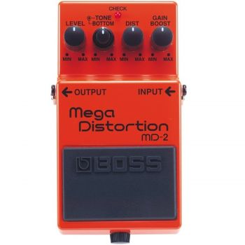 Pedal Boss Distortion MD-2