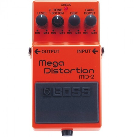Pedal Boss Distortion MD-2  - foto principal 1