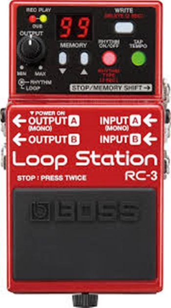 Pedal Boss RC-3