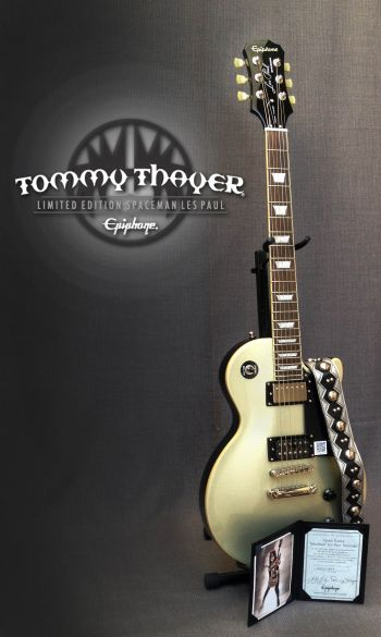 Epiphone standard - Space Man Tommy Thayer  ED Limitada