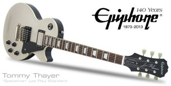 Epiphone SpaceMan Tommy Thayer  - foto 6