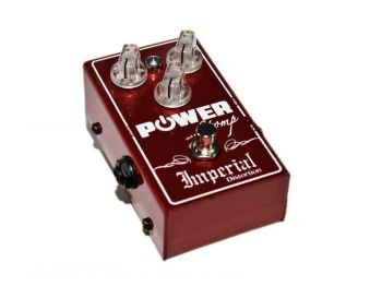 Pedal Power Stomp® Imperial Distortion