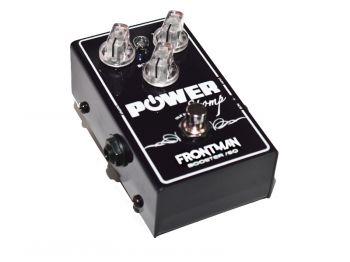 Pedal Power Stomp® Frontman Booster/EQ
