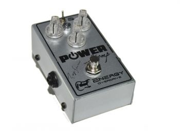 Pedal Power Stomp® Energy Overdrive Signature Roger Franco  - foto 2