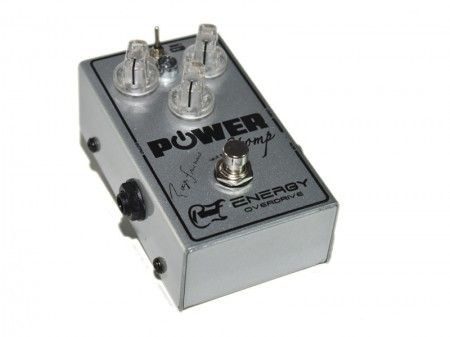Pedal Power Stomp® Energy Overdrive Signature Roger Franco  - foto principal 1
